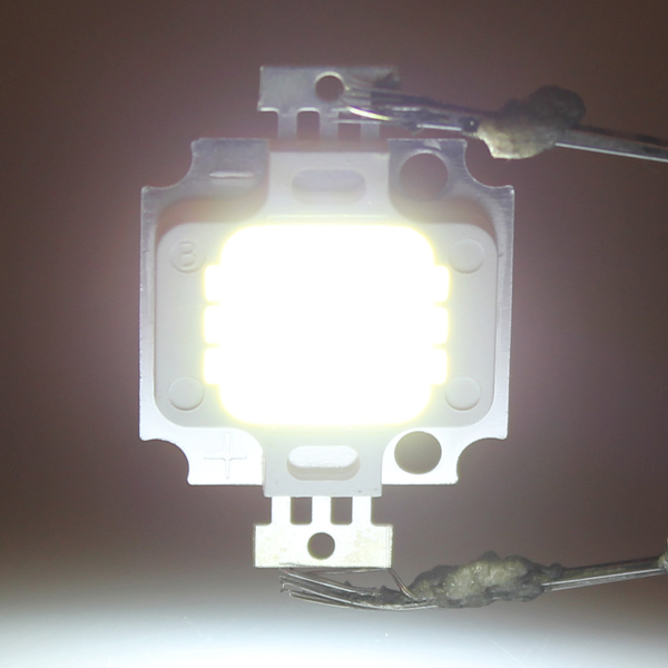 10W 900LM High Power Square LED Pære Bright Lys Lamp Beads LED Belysning