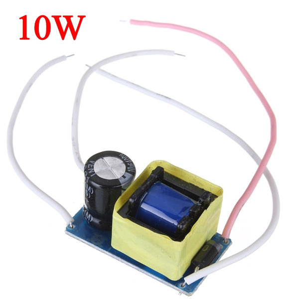 10W LED Driver Power Supply Constant Current For Flood Light 85-265V Lighting Accessories