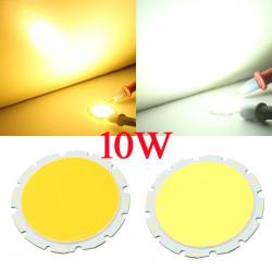 10W Rund COB LED Bead Chips for Downlight Loftlampe DC 32-34V