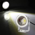 10W Hvid 800-900LM Vandtæt Udendørs LED Projektør Pære DC 12V LED Belysning
