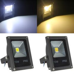 10W Hvid / Varm Hvid IP65 LED Projektør Wash Udendørs AC85-265V