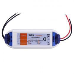 12V 50W LED Driver Power Supply Driver AC 90-240V