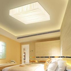 12W Moderne quadratische LED Deckenleuchte Wohnzimmer Esszimmer Schlafzimmer Lampe
