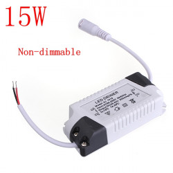 15W LED Driver Transformer Power Supply For Bulbs AC86-265V