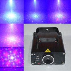 15 in 1 R&B Laser Projector Club Bar DJ Home Party Stage Lighting