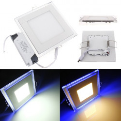 20W Square Acrylic LED CREE Recessed Panel Down Light For Indoor