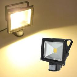 20W Warm White 1550LM PIR Sensor Detective LED Flutlicht 85 265 AC