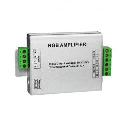228W LED RGB Förstärkare för 3528/5050 SMD RGB LED Slinga Lights 12V