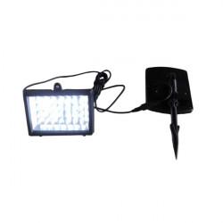 28 LEDs Solar Power LED Flood Light Garden Lawn Projecting Lamp