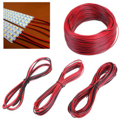 2 Pin Extension Wire Connector Cable For 3528 5050 LED Strip Light