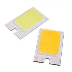 2W 16LED COB LED Chip 150mA weißes / warmes Weiß für DIY DC 12V