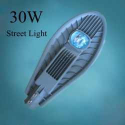 30W LED IP65 Single Chip Street Light Outdoor Road Lamp AC85-265V
