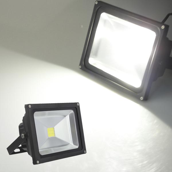 30W Pure White 2700LM Waterproof High Power LED Flood Light 110-220V LED Lighting