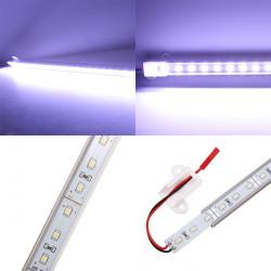 50CM 7.5W 36 SMD 2835 U Form Rigid Streifen Licht DC 12V LED