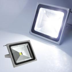 50W 4000LM Pure Hvid LED Flood Wash Lys Lampe Vandtæt 85-265V