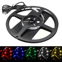 50cm Ikke-Vandtæt LED Bånd Lysbånd TV Baggrund Lys Med AC 5V
