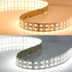 5M Double Row SMD 3528 1200Leds LED Strip Light Non-waterproof
