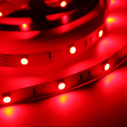 5M RGB 150LED SMD 5050 LED Strip Lights Non-Waterproof Indoor Use