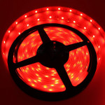 5M Red 150LED SMD 5050 LED Strip Lights Non-Waterproof Indoor Use LED Strip