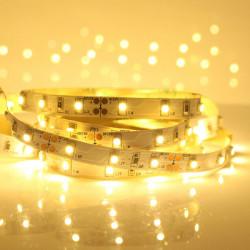 5M Hvid / Varm Hvid Ikke-vandtæt SMD 3528 300 LED Bånd Lysbånd Lys 12V