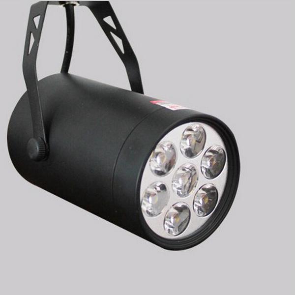 7W LED Schienen Licht Scheinwerfer Wand Küche Hotel Exhibition Fixture LED Beleuchtung
