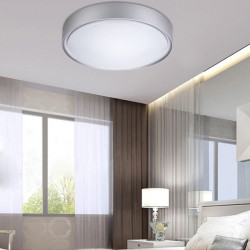 7W Modern Recessed LED Ceiling Light For Livingroom Bedroom