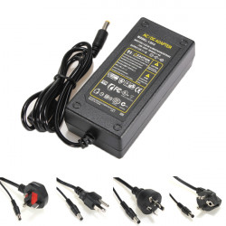 AC 100-240V to DC 12V 3A 36W Power Supply Adapter for LED Strip