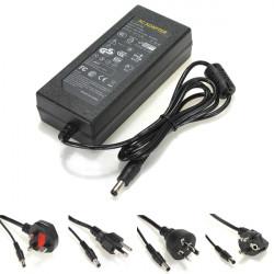 AC 100-240V Til DC 12V 5A 60W Strømforsyning Adapter Til LED Bånd Lysbånd