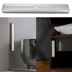 Autoswitch PIR Bewegungs Sensor 10 LED Streifen Licht Kabinett Fach