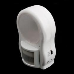 Battery Operated Infrared Motion Sensor LED Night Light Corridor Lamp