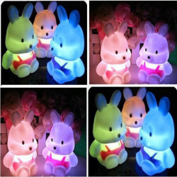 Childern Baby Bedroom LED Night Light Energy Saving Creative Decor