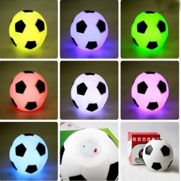 Color Changing LED Football Light Mood Night Lamp Party Decoration New LED Lighting