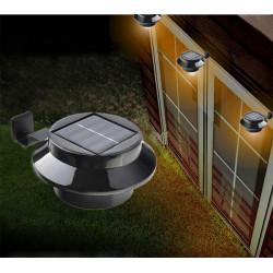 Creations Path Landscape 3LED Garden Solar-Powered Outdoor Light