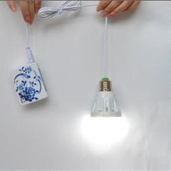 DC 5V 5W Stromversorgung über USB Flexible Lampenart LED Lampe für Camping Notfall