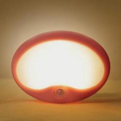 Dreamy LED Motion Sensor Nattlampa Plasma Kulformade Härlig
