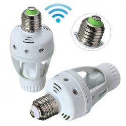 E27 Infrarot PIR Bewegungs Sensor Glühlampe wechseln Halter Converter
