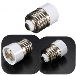 E27 to MR16 Screw LED Light Lamp Bulb Holder Adapter Socket Converter