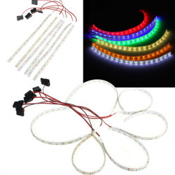 Flexible LED Case Strip Light For PC Computer Case DC-12V 5050