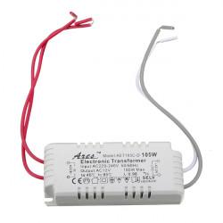 Halogen Ljus LED Elektronisk Transformator 105W 12V 220V-240V