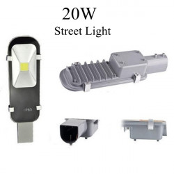 High Power 20W LED Street Light IP65 AC85-265V Outdoor Park Road Lamp