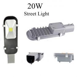 High Power 20W LED Væglampe IP65 AC85-265V Udendørs Park Væglampe
