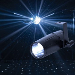High Power Kreis LED Gleichheits Licht Regen Spotlights Marquee Tunnel Licht