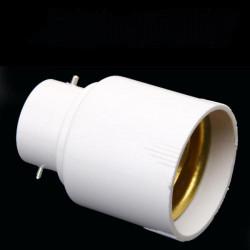 LED Konverter Glühlampe Lampen Adapter B22 zu E27