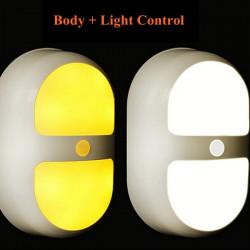 LED Licht kontrollierten Körper Sensor Nachtlicht für Schlafzimmer