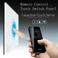 Livolo Glass intelligente drahtlose Fernbedienung Touch Switch Panel