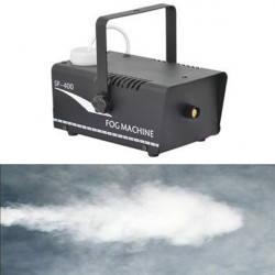 Mini 400W Fogger Machine Stage Lys for Special Events Party KTV