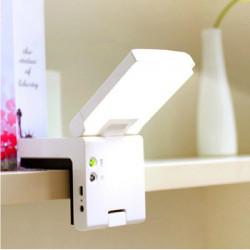 Mini Portable Eye-care LED Desk Lamp Bedside Table Reading Lamp