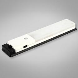 NEW Design Ultra Thin PIR USB aufladbare LED Kabinett Nachtlicht