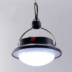 Bärbar 60 LED Camping Vandring Utomhus Ljustält Paraply Natt Lampa