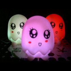 Romantic Home Party Decoration Colorful Changing Night Light Lamp